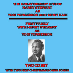 Yogi Yorgesson - 2 CD gift set - 24 songs