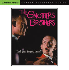 The Smothers Brothers - Curb Your Tongue Knave - CD