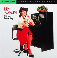 Lily Tomlin 4 CD classic collection