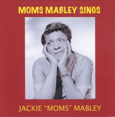 Moms Mabley - Moms Mabley Sings - New CD