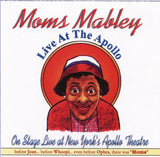 MOMS MABLEY - LIVE AT THE APOLLO - CD