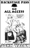 John Valby - Backstage Pass - All Access