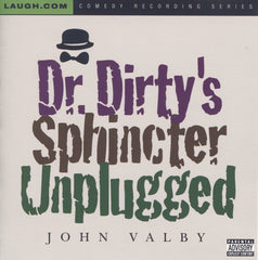John Valby - Dr. Dirty's Sphincter Unplugged - New CD