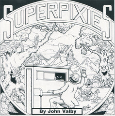 John Valby - Super Pixies - New CD