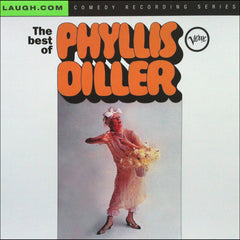 Phyllis Diller - The Best of Phyllis Diller - CD