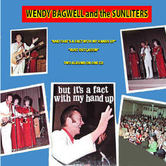 Wendy Bagwell - 2 classic albums on one CD