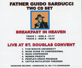 FATHER GUIDO SARDUCCI - Breakfast in Heaven - Live at St. Douglas Convent - 2 CD set