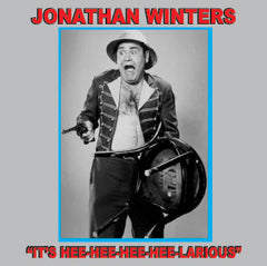Jonathan Winters - It's Hee-Hee-Hee-Larious - CD