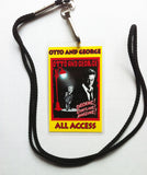 Otto & George - Cunt For Dummies - Backstage Pass