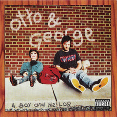 Otto & George - A Boy And His Log - CD