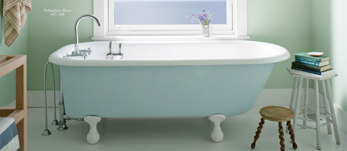 BATHROOM COLOR IDEAS & INSPIRATION