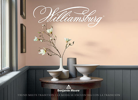 Williamsburg® Paint Color Collection