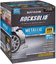 Load image into Gallery viewer, Rocksolid® Polycuramine® Metallic Floor Coating Kit