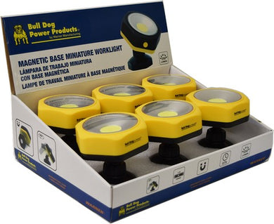 Warner 11257 - 3W Magnetic Base Minature Worklight 1 each