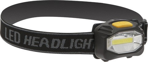 Warner 11264 - 70 LM 3W LED Headlamp