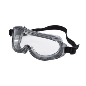 3M Anti-Fog Chemical Splash Goggles Clear Lens Silver Frame 1 pc.(91264H1)