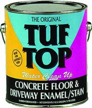 Load image into Gallery viewer, Tuf -Top Water Cleanup (WC) Floor and Driveway Coating