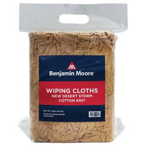 Benjamin Moore Cotton Wiping Cloths 4 lbs