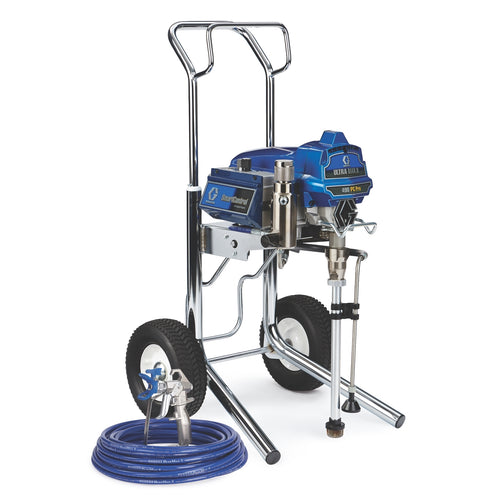 Graco Ultra Max II 490 PC Pro Electric Airlines Sprayer HI-BOY 17E854