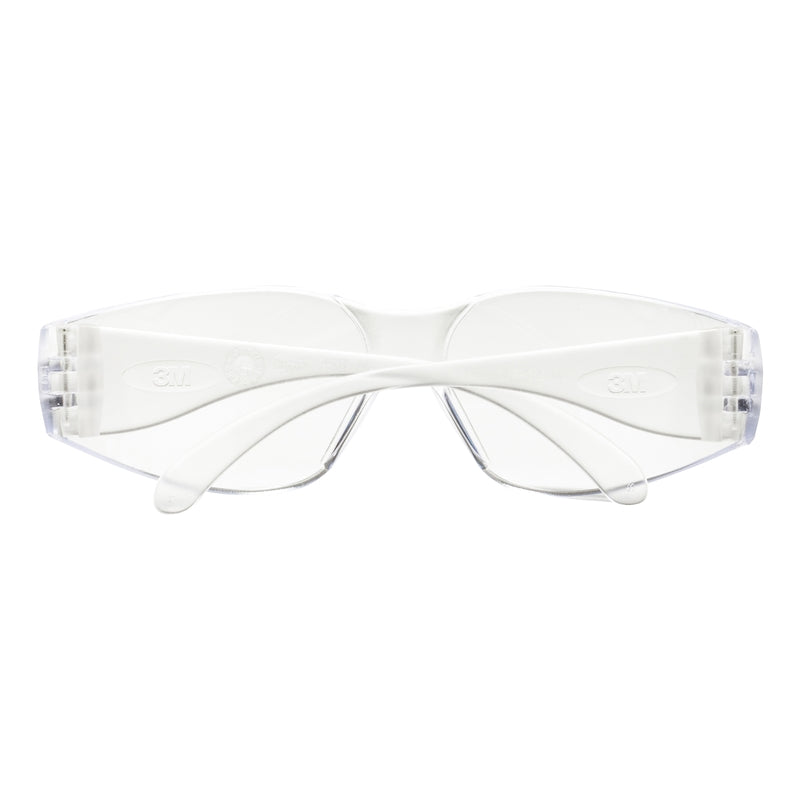 3M Safety Glasses Clear Lens Clear Frame 1 pc. (90953H1)