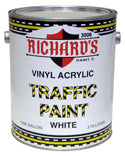 #3006 Vinyl Acrylic Latex Traffic Paint - White