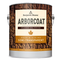 Arborcoat Semi Transparent Classic Oil Finish Flat (328)
