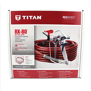 Titan RX-80 Tool Hose and Tip Kit with TR1 tip 0538010