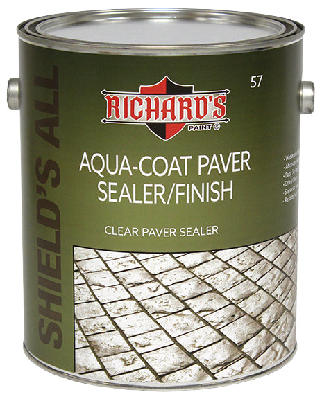 Richard's #57 Shield's all Aqua Coat Paver Sealer
