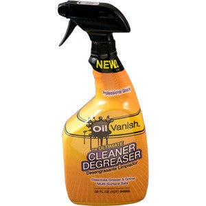Vanish Oil Vanish Cleaner Degreaser 32 FL oz. (1QT) 946 ML