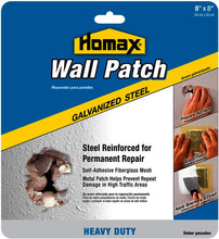 Load image into Gallery viewer, Homax Wall Patch Heavy-Duty Galvanized Steel
