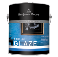 Benjamin Moore Studio Finishes Latex Glaze Semi-Gloss (405)