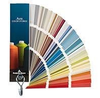 Carregar imagem no visualizador da galeria, Benjamin Moore Off Aura Color Stories Fan Deck