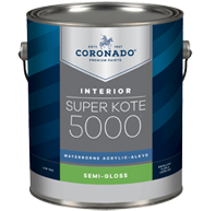 Benjamin Moore & Co Coronado® Super Kote 5000® SG Acrylic Latex Paint (204)