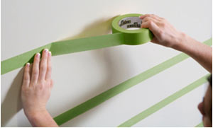 FrogTape Multi-Surface Green Painter's Tape with Paint Block