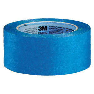 3M 2090-48A 48mm x 55m Blue Multi Surface Masking Tape s/w