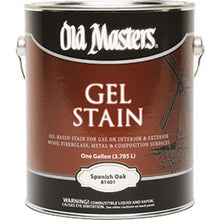 Load image into Gallery viewer, Old Masters Spanish Oak Gel Stain