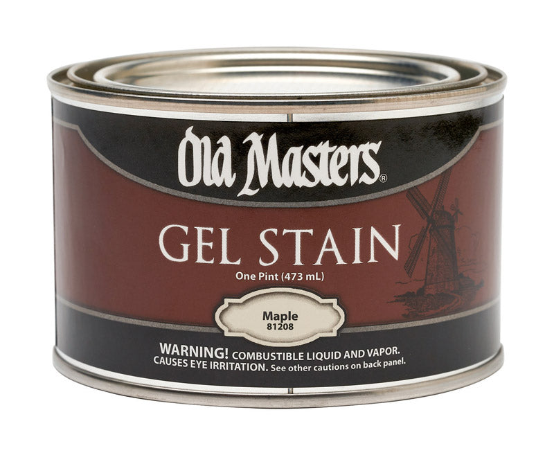 Old Masters Gel Stain Pint Size