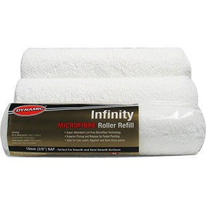 Dynamic Infinity Microfiber Roller Cover