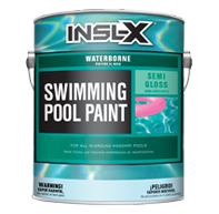 Waterborne Swimming Pool Paint - Semi-Gloss (WR-10XX)