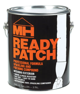 Rust Oleum Ready Patch Ready to Use White Spackling and Patching Compound