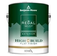 Benjamin Moore Regal Select Exterior Paint - Flat (N400)