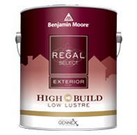 Benjamin Moore Regal Select Exterior Paint - Low Lustre (N401)