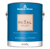 Benjamin Moore Regal Select Interior Paint- Eggshell (549)