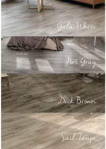 Parkay Grand HD Regatta Collection Porcelain Wood Floor Tile 1 Box / 11.68 Sq. Ft