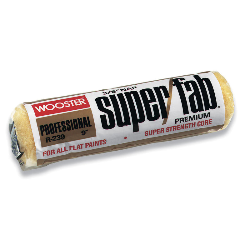 Wooster Super/Fab Knit 1/2 in. x 12 in. W Regular Paint Roller Cover 1 pk