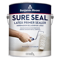 Benjamin Moore Sure Seal Latex Primer Sealer Primer (027)