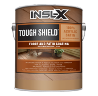 Insl-X Tough Shield® Floor and Patio Satin (TS-3XXX)