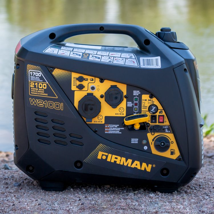 Firman 1700/2100 Watt Inverter Generator W01784