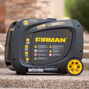 Firman 3300/3650 Watt Inverter Generator W03382