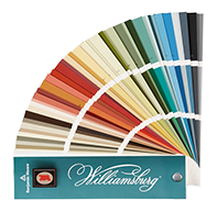 Load image into Gallery viewer, Benjamin Moore Williamsburg Fan Deck